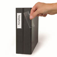 3L LABEL HOLDER 25 X 102MM PACK 12