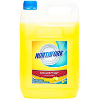 NORTHFORK DISINFECTANT LEMON 5 LITRE