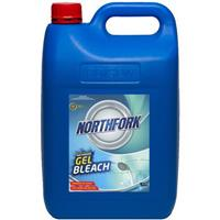 NORTHFORK BATHROOM GEL BLEACH ANTIBACTERIAL 5 LITRE