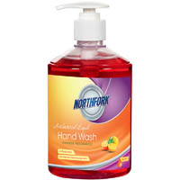NORTHFORK LIQUID HANDWASH 500ML ORANGE