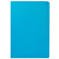 MARBIG MANILLA FOLDER FOOLSCAP BLUE PACK 20