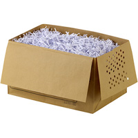 REXEL AUTO+100 SHREDDER BAG RECYCLABLE 26L BOX 20