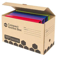 MARBIG ARCHIVE BOX COMPACT PACK 2