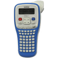 BROTHER PT-H105 P-TOUCH LABEL MACHINE BLUE