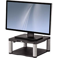 FELLOWES PREMIUM ADJUSTABLE MONITOR RISER GRAPHITE