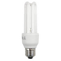ITALPLAST ENERGY SAVING LAMP BULB SLIMLINE EDISON SCREW 20W DAYLIGHT