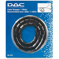 DAC DATA MANAGEMENT CABLE WRAPPER