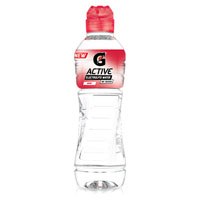 GATORADE G ACTIVE FLAVOURED WATER BERRY 600ML CARTON 12