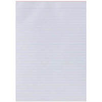 OLYMPIC WRITING PAD RULED 100 PAGE A4 WHITE