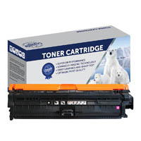 COMPATIBLE HP CE343A NO 651 LASER TONER CARTRIDGE MAGENTA
