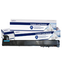 COMPATIBLE HP CF311A NO 826 LASER TONER CARTRIDGE CYAN
